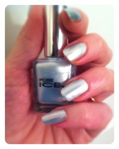 Nail color of the moment: A List by Pure Ice