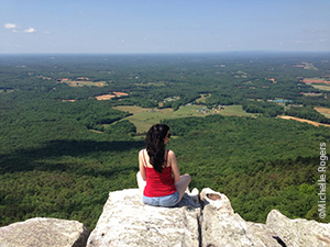 Exploring Pilot Mountain and Mayberry