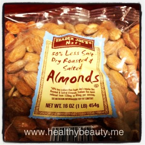 Almonds may be the perfect skinny snack