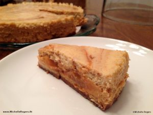 Easy Gluten Free Dulce de Leche Cheesecake recipe