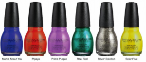 SinfulColors debuts two new nail color collections for Summer 2014
