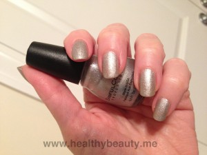 SinfulColors in Silver Solution - The Healthy Beauty Blog