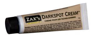 GIVEAWAY: Zax's All Natural Darkspot, Dark Circle Eye, and Bruise Creams