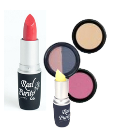 Review and giveaway: 5 gorgeous cosmetics from Real Purity!