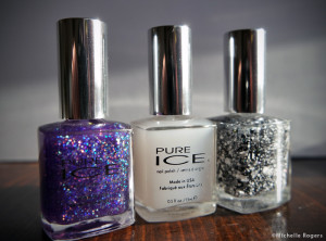 Review: Pure Ice debuts eight gorgeous new shades