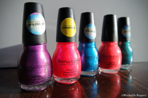 Review: SinfulColors unveils 24 colors in Spring Fever collection