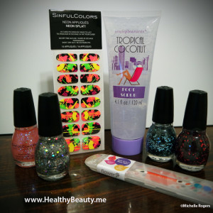 Enter to win a Mani-Pedi Set from The Healthy Beauty Blog!
