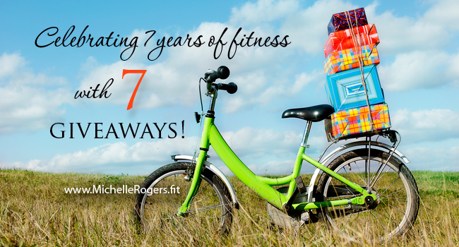 Enter to win at www.MichelleRogers.fit!