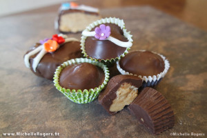 How to make your own Reese's peanut butter cups