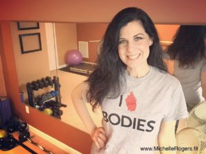 Celebrating a new fitness certification and blogiversary