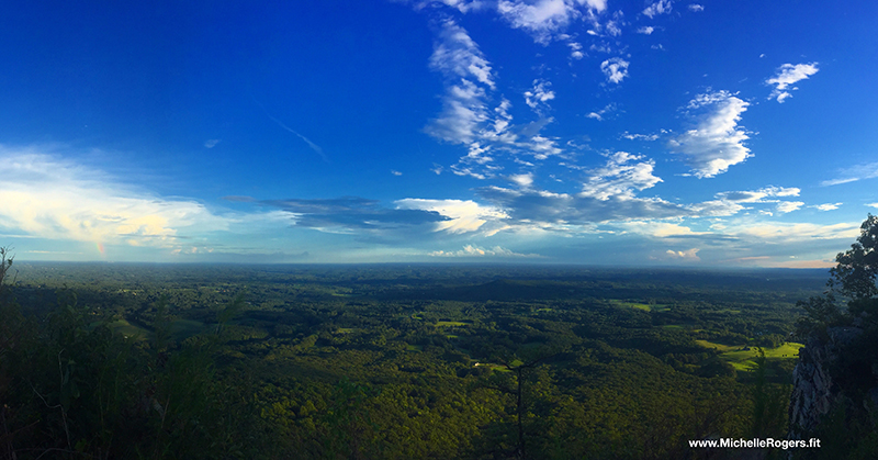 Pilot Mountain State Park - www.MichelleRogers.fit