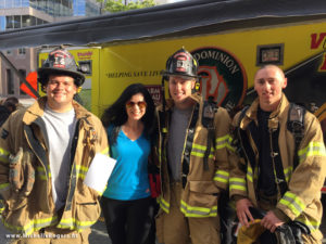Honoring 9/11 heroes with a 72-flight stair climb in Greensboro, N.C.