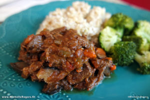 How to make Crock Pot Beef Ragout (beef stew)