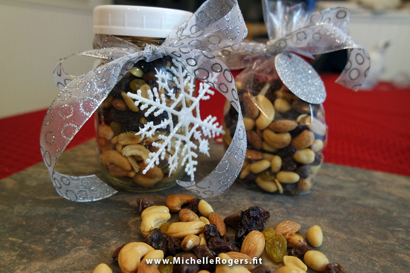 Homemade trail mix how to