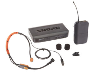 Review - Shure Wireless Fitness Headset