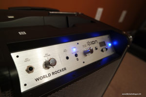 Review - Ion World Rocker Rechargeable Wireless Speaker
