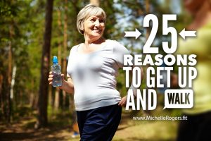 25 reasons to get up and walk