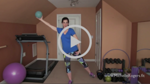 VIDEO: Improve your balance with this 4-minute exercise routine