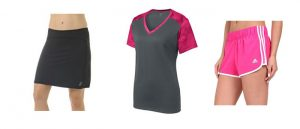 Clothes for runners and walkers