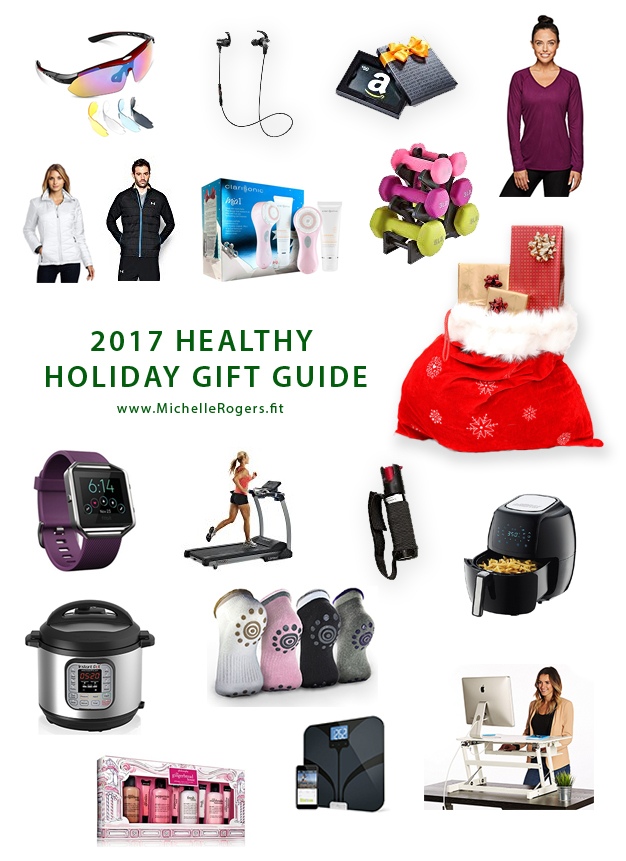 Healthy Holiday Gift Guide - Michelle Rogers Healthy Living