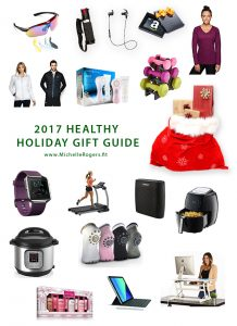 2017 Health Holiday Gift Guide - Michelle Rogers Healthy Living