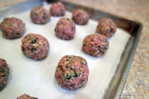 Healthy yummy turkey meatballs recipe - Michelle Rogers Healthy Living