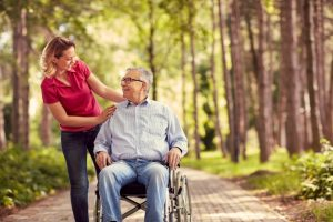 How to take care of YOU when you're the caregiver