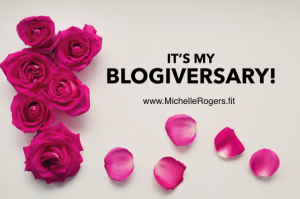 It's my blogiversary: A look back