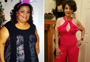 She did it! How Rosi lost 178 pounds in her 40s — and found herself