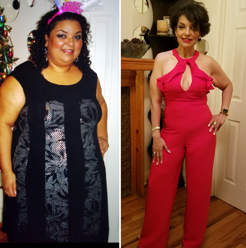 How Rosi lost 178 lbs -- and found herself