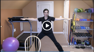 VIDEO: A 12 minute gentle yoga routine to help you feel amazing