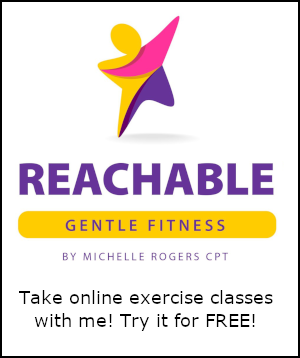 Take an online exercise class with me