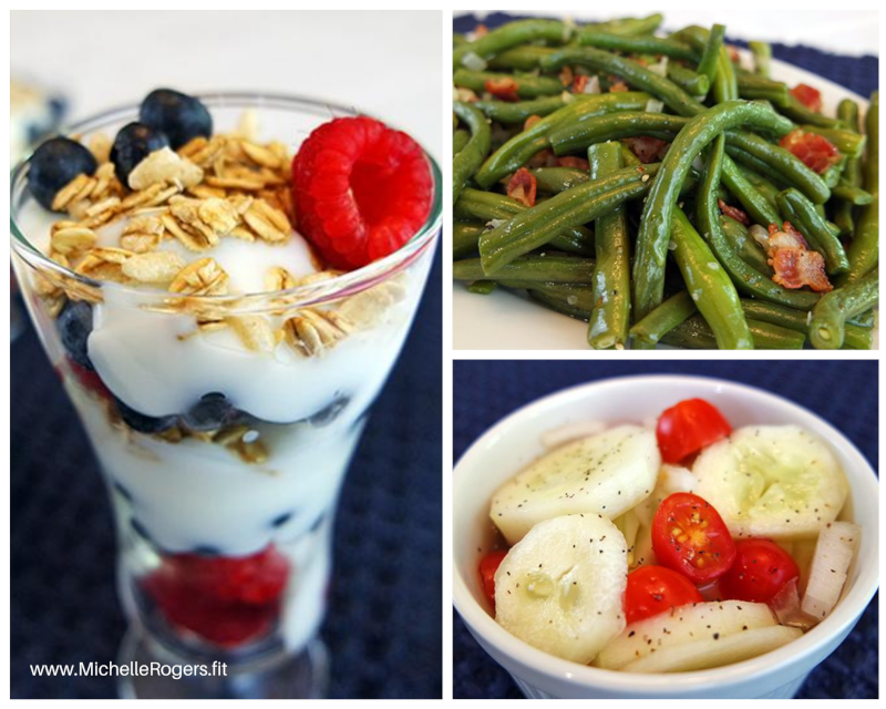 Recipes - 3 summer sides you can make with farmer's market produce - Michelle Rogers Healthy Living