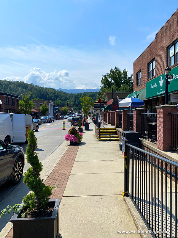 Bryson City NC - Michelle Rogers Healthy Living