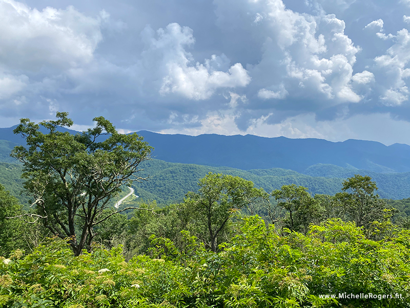 Blue Ridge Parkway - Michelle Rogers Healthy Living