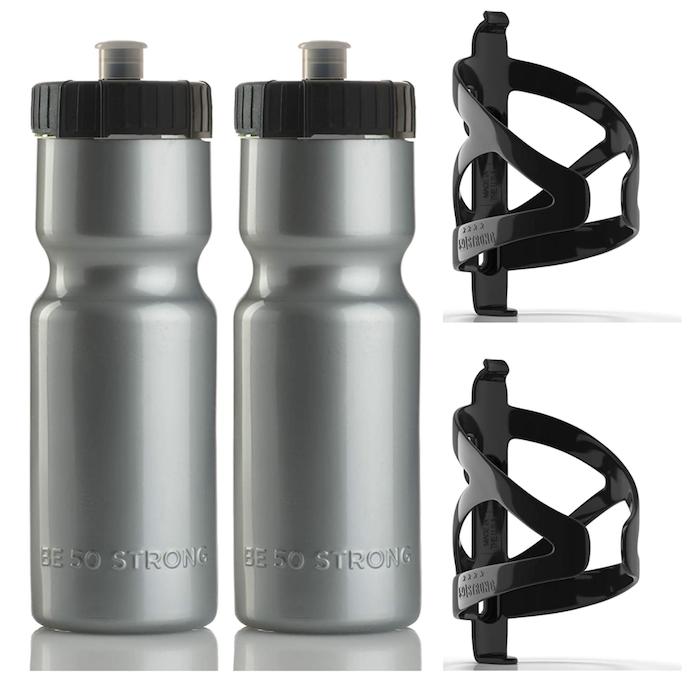 bike water bottle holder - best bike accessories